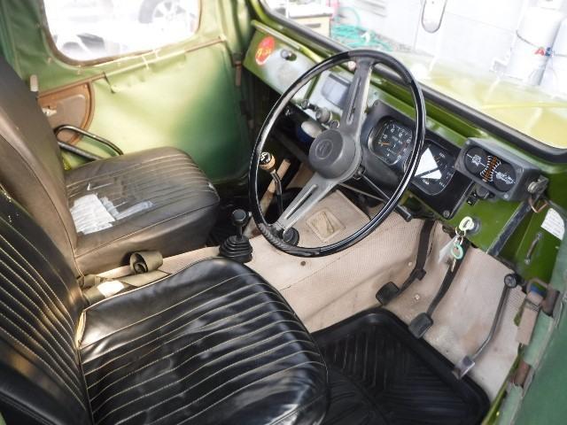 ホロシヨウ 4WD CDデッキ 記録簿 4速マニュアル(10枚目)