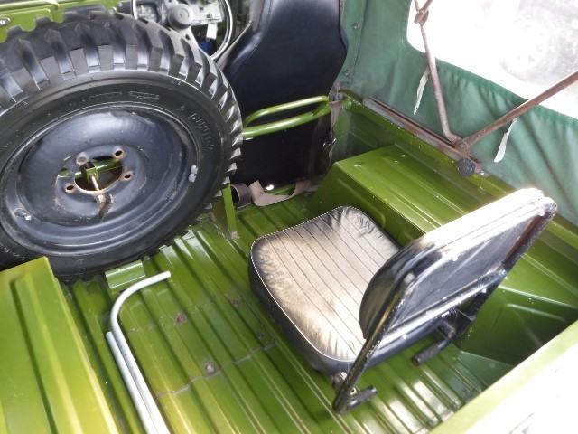 ホロシヨウ 4WD CDデッキ 記録簿 4速マニュアル(11枚目)