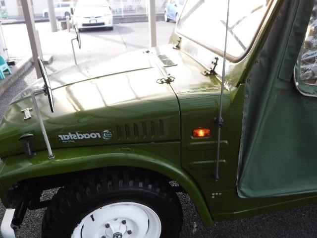 ホロシヨウ 4WD CDデッキ 記録簿 4速マニュアル(18枚目)