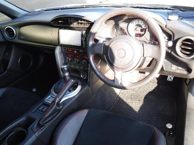 トヨタ 86 GTリミテッド・HID・SDナビ・フルセグ・2ドアクーペ