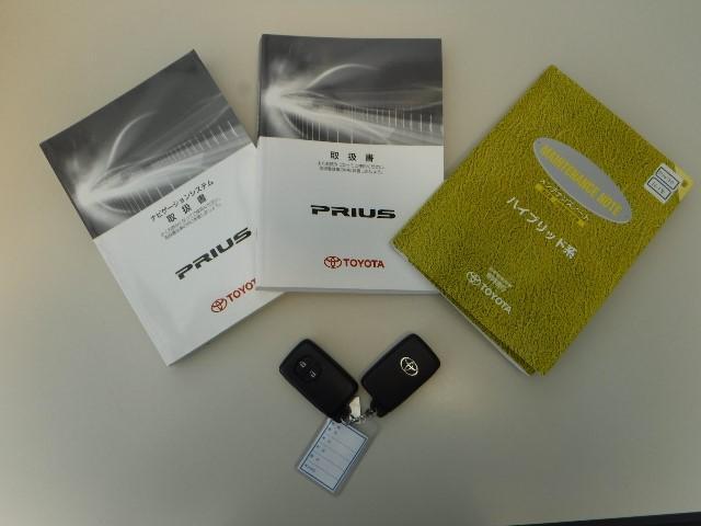 トヨタ プリウス Gツーリングセレクション HDDナビ フルセグTV