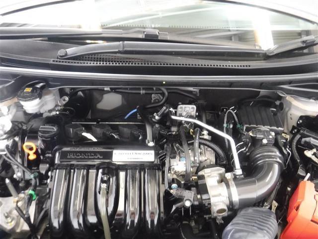 1.3Lのガソリンエンジンを搭載しています。ていねいなクリーニングで、エンジンルームもピカピカです。