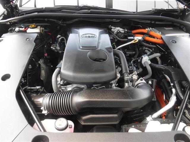 S エレガンススタイル TRDフルエアロパーツ付 パノラミックビューモニター 純正ドラレコ 置くだけ充電 ETC2.0 SDナビ LEDヘッドランプ 合成皮革 ワンオーナー車 AC100V/100Wコンセント(20枚目)