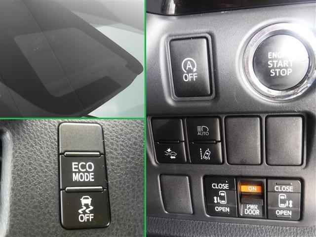 Gi 合成皮革・LEDヘットライト・10インチナビ・後席ディスプレイ・ETC(2.0)・両側電動スライドドア・リヤエアコン・4WD・オートクルーズコントロール・CD・DVD再生機能・記録簿・衝突軽減機能(7枚目)