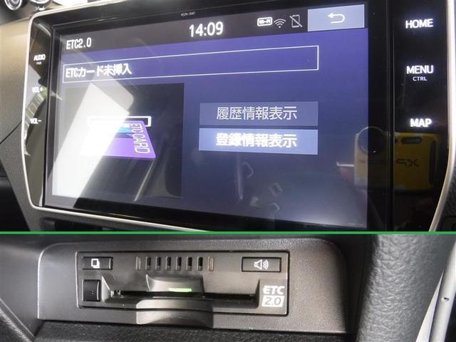 Gi 合成皮革・LEDヘットライト・10インチナビ・後席ディスプレイ・ETC(2.0)・両側電動スライドドア・リヤエアコン・4WD・オートクルーズコントロール・CD・DVD再生機能・記録簿・衝突軽減機能(12枚目)