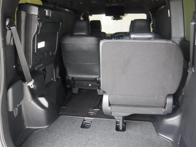 Gi 合成皮革・LEDヘットライト・10インチナビ・後席ディスプレイ・ETC(2.0)・両側電動スライドドア・リヤエアコン・4WD・オートクルーズコントロール・CD・DVD再生機能・記録簿・衝突軽減機能(15枚目)