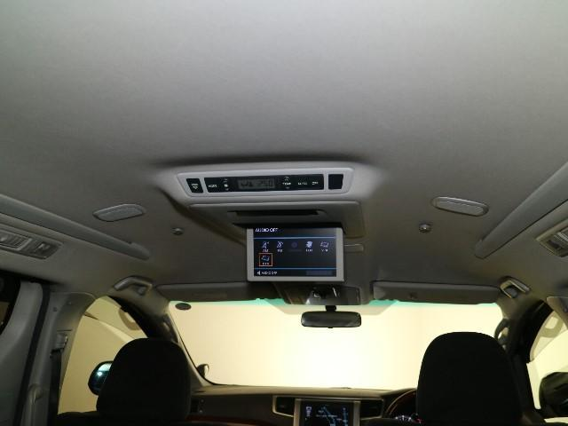トヨタ アルファード 240S プライムセレクションII HDDナビ 後席モニター