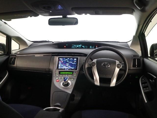トヨタ プリウス S メモリーナビ フルセグTV ETC Bモニタ