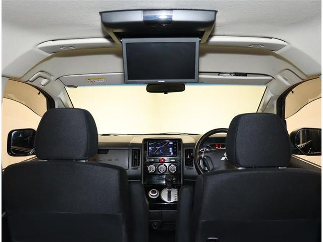 D パワーパッケージ 4WD フルセグ メモリーナビ DVD再生 後席モニター バックカメラ ETC 両側電動スライド HIDヘッドライト 乗車定員8人 3列シート ディーゼル(9枚目)