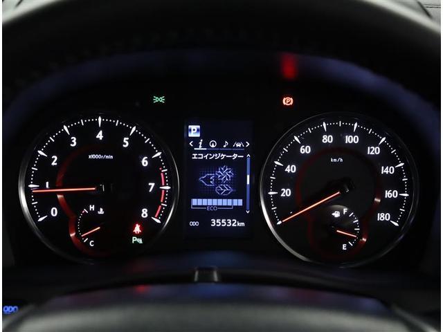 2.5S Aパッケージ 4WD フルセグ メモリーナビ DVD再生 バックカメラ 衝突被害軽減システム ETC 両側電動スライド LEDヘッドランプ 乗車定員7人 3列シート ワンオーナー 記録簿(6枚目)
