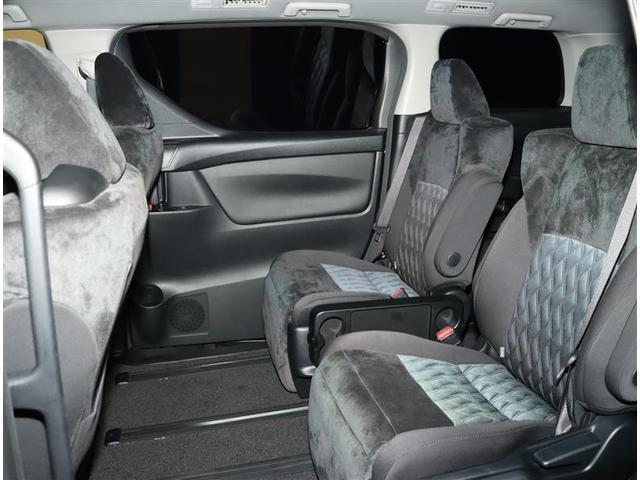 2.5S Aパッケージ 4WD フルセグ メモリーナビ DVD再生 バックカメラ 衝突被害軽減システム ETC 両側電動スライド LEDヘッドランプ 乗車定員7人 3列シート ワンオーナー 記録簿(9枚目)