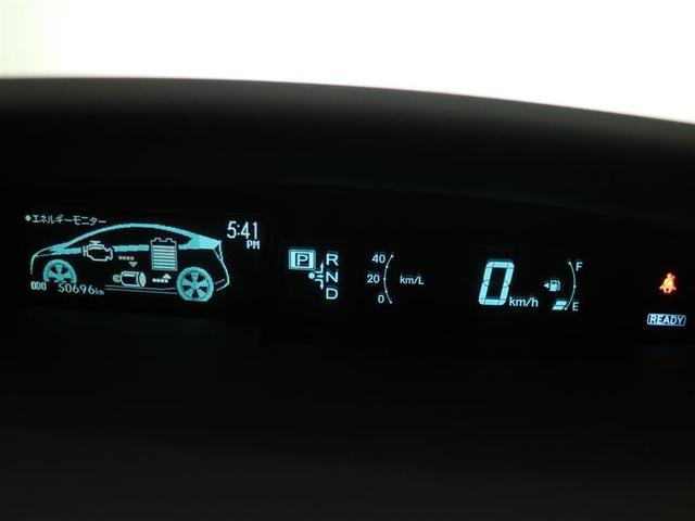 トヨタ プリウス Sツーリングセレクション メモリーナビ Bカメ LEDヘッド