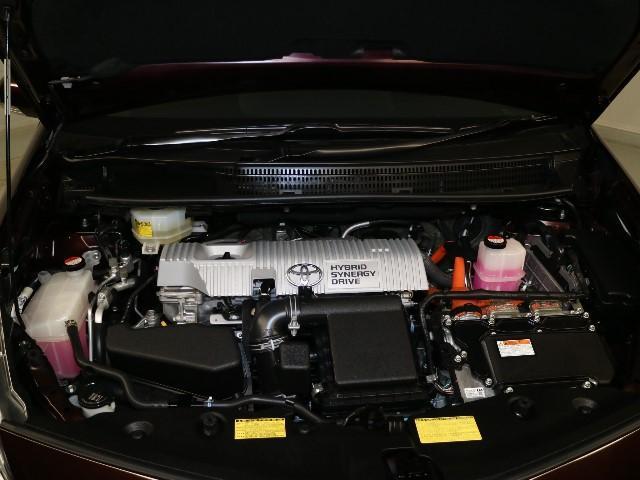 トヨタ プリウスアルファ S チューン ブラック SDナビ・ETC・バックモニター