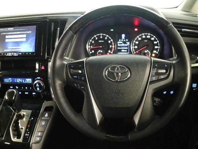トヨタ アルファード 2.5S Cパッケージ メモリーナビ 後席モニター
