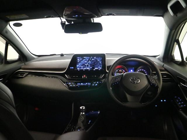 トヨタ C-HR G LEDエディション 9インチメモリーナビ
