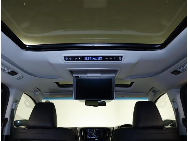 2.5S Cパッケージ サンルーフ DVD再生 ミュージックプレイヤー接続可 後席モニター バックカメラ 衝突被害軽減システム ETC 両側電動スライド LEDヘッドランプ 乗車定員7人 3列シート ワンオーナー(8枚目)