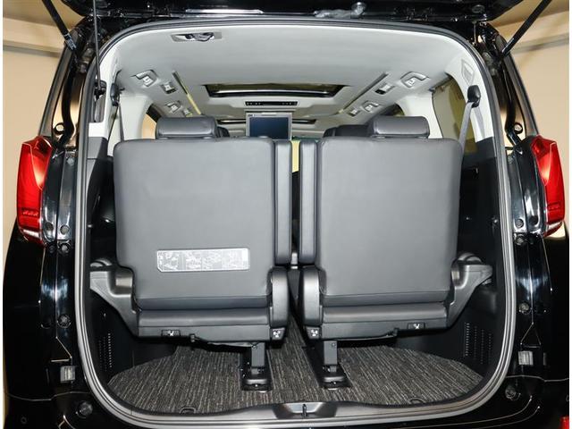 2.5S Cパッケージ サンルーフ DVD再生 ミュージックプレイヤー接続可 後席モニター バックカメラ 衝突被害軽減システム ETC 両側電動スライド LEDヘッドランプ 乗車定員7人 3列シート ワンオーナー(12枚目)