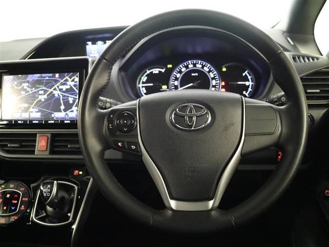 トヨタ エスクァイア ハイブリッドXi メモリーナビ 両側電動スライドドア LED