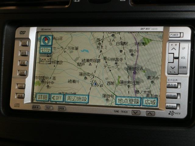 240G DVDナビ・ETC・スマートキー・ワンオーナー(13枚目)