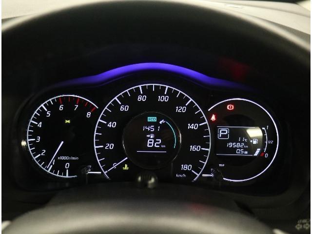 メーターも見やすく安全運転をサポートします。