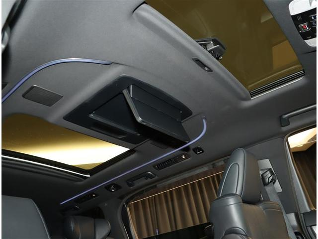 3.5エグゼクティブラウンジ 革シート サンルーフ フルセグ DVD再生 ミュージックプレイヤー接続可 後席モニター バックカメラ 衝突被害軽減システム ETC 両側電動スライド LEDヘッドランプ 乗車定員7人 3列シート(8枚目)