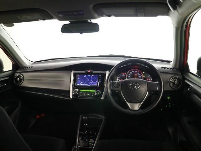 トヨタ カローラフィールダー 1.5G メモリーナビ ワンセグTV ETC