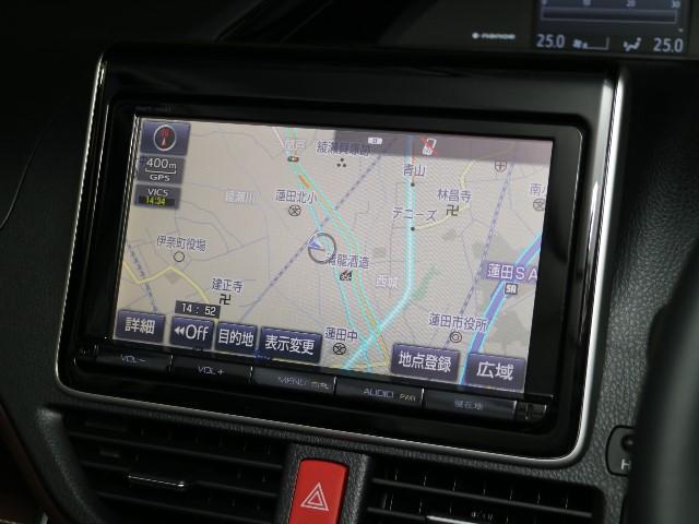 ハイブリッドGi メモリーナビ フルセグTV バックモニター(3枚目)