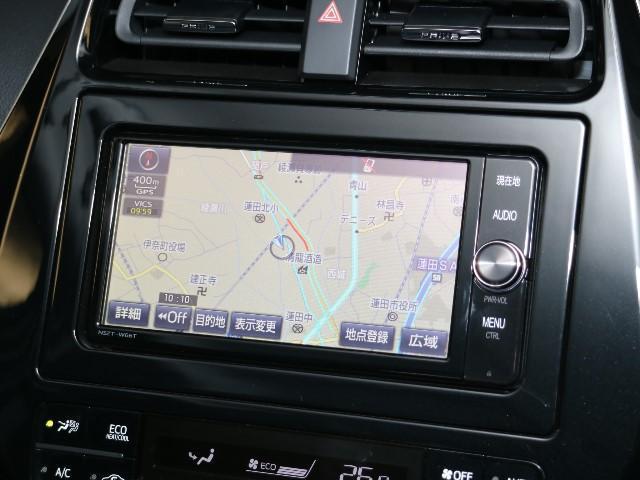 トヨタ プリウス Aツーリングセレクション メモリーナビ フルセグTV ETC