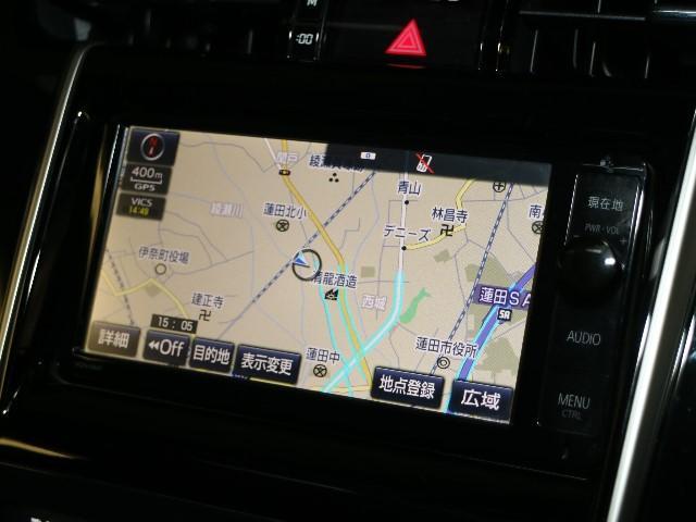 トヨタ ハリアー プレミアム ワンオーナー ワンセグTV ETC