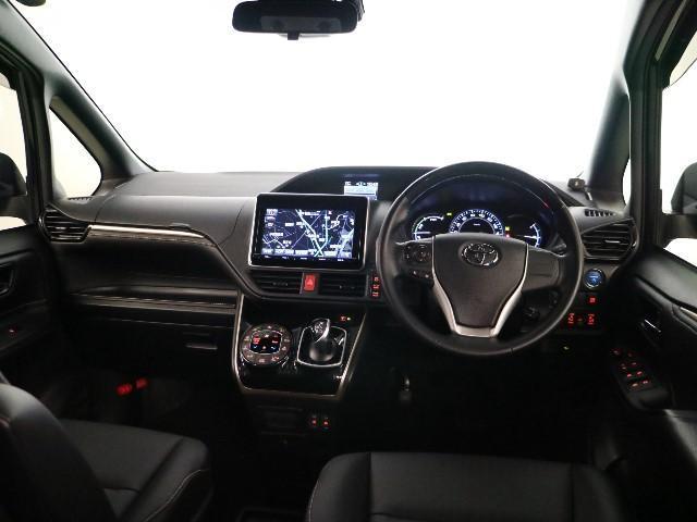 トヨタ エスクァイア ハイブリッドGi ブラックテーラード メモリーナビ ETC