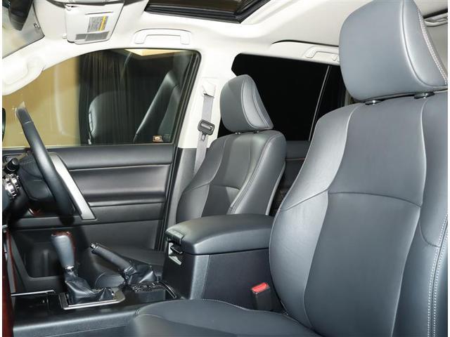 TX Lパッケージ 革シート サンルーフ 4WD フルセグ メモリーナビ DVD再生 バックカメラ LEDヘッドランプ 乗車定員7人 3列シート ワンオーナー 記録簿(10枚目)