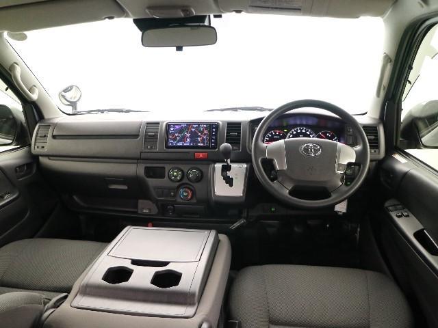 DX GLパッケージ デイーゼル・4WD・メモリーナビ(2枚目)