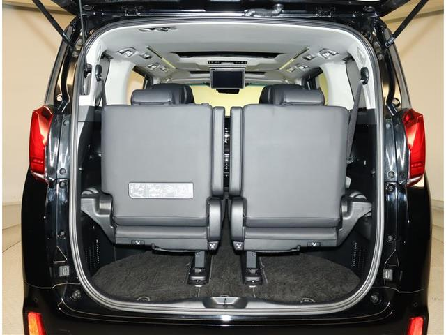 2.5S Cパッケージ サンルーフ フルセグ DVD再生 ミュージックプレイヤー接続可 後席モニター バックカメラ 衝突被害軽減システム ETC 両側電動スライド LEDヘッドランプ 乗車定員7人 3列シート ワンオーナー(12枚目)