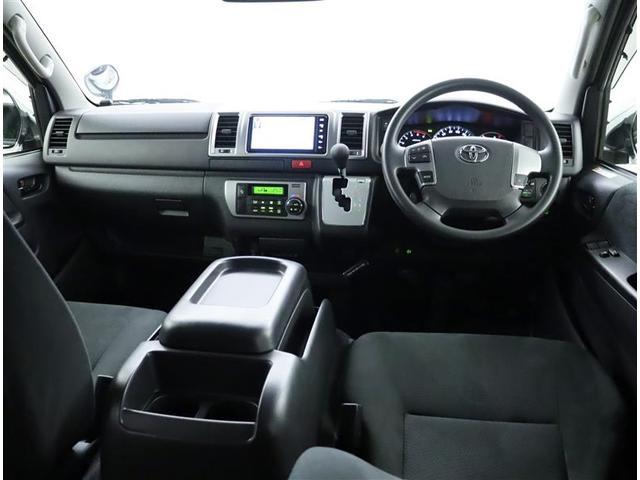 ロングスーパーGL 4WD フルセグ DVD再生 バックカメラ 衝突被害軽減システム ETC 両側電動スライド LEDヘッドランプ ワンオーナー ディーゼル(4枚目)