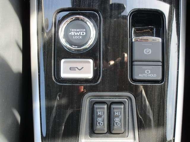 4WD 2.0 GセイフティP 電気温水ヒーター サンルーフ(10枚目)