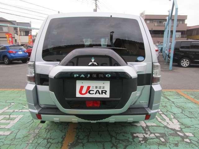 4WD 3.0 ロング エクシード サンルーフ 車検整備付(7枚目)