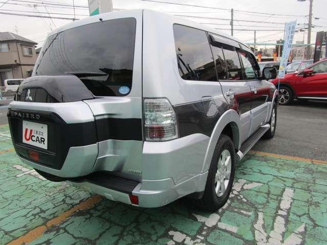 4WD 3.0 ロング エクシード サンルーフ 車検整備付(8枚目)