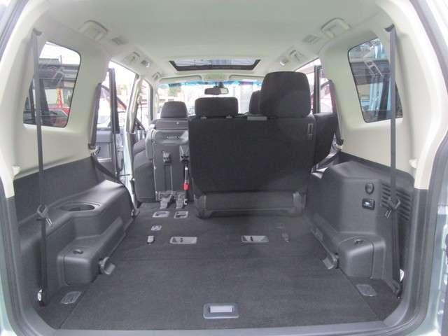 4WD 3.0 ロング エクシード サンルーフ 車検整備付(18枚目)