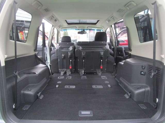 4WD 3.0 ロング エクシード サンルーフ 車検整備付(19枚目)