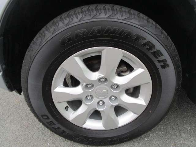 4WD 3.0 ロング エクシード サンルーフ 車検整備付(20枚目)
