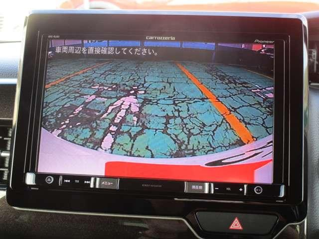 G・Lターボホンダセンシング ターボ ホンダセンシング 8インチパイオニアメモリーナビ(AVIC-RL901) バックカメラ 自動(衝突被害軽減)ブレーキ 両側電動スライド アイドリングストップ オートクルーズ ワンオーナー(6枚目)
