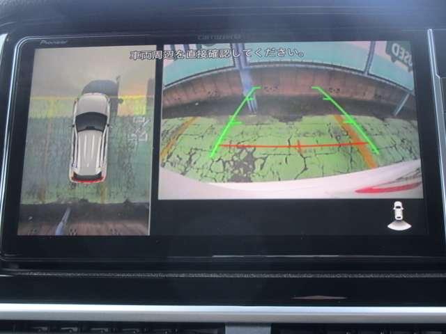 ブラックエディション 4WD ターボ パイオニアメモリーナビ(AVIC-RW910) フロント・左サイド・バックカメラ 自動(衝突軽減)ブレーキ 後退時&後側方車両検知警報 アイドリングストップ ETC 禁煙車 ワンオーナ(6枚目)