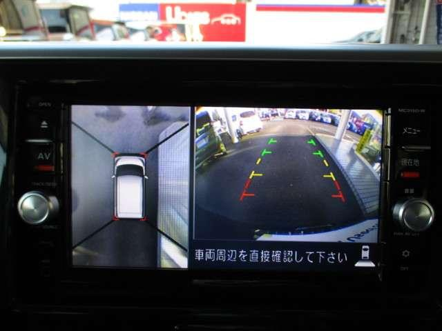 660 ハイウェイスターX Vセレクション 4WD 両側オートスライドドア 全周囲カメラ(6枚目)