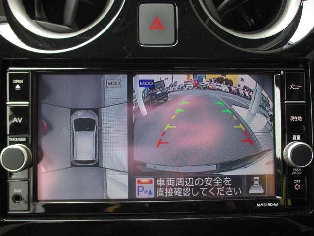 1.2 e-POWER X 全周囲カメラ LEDライト 社用車UP(6枚目)