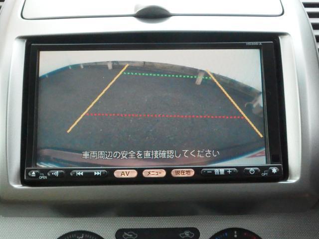 日産 ノート 15X HDDナビゲーション
