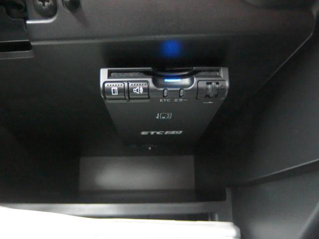 ETC2.0装備♪従来のETCの高速利用料金の収受だけではなく、渋滞回避や安全運転支援といったドライバーに有益な情報を提供してくれます♪