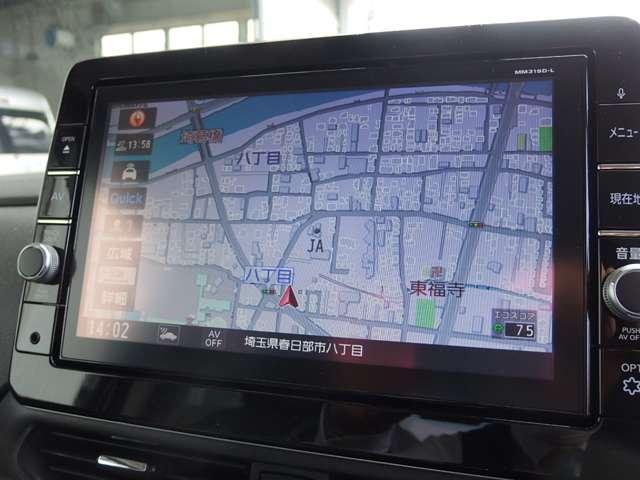 ハイウェイスター X メモリーナビ アラウンドM LEDライト 走行1550km(4枚目)