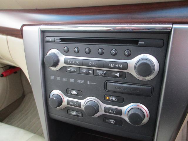日産 ティアナ 250XV