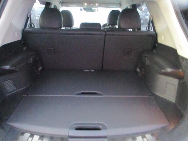 日産 エクストレイル 20Xt エマージェンシーブレーキパッケージ