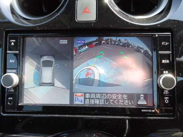 1.2 e-POWER X 純正ナビ全方位カメラ前ドラレコ(7枚目)